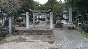 連歌発祥の地、県内唯一古事記にも伝わる地、酒折宮
