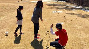 ゴルフ好きも初心者も♫
