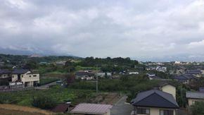 リニア新幹線予定地