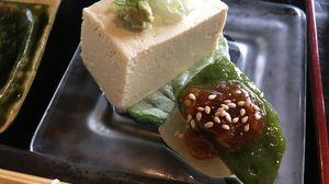 手作り豆腐はやっぱり良い!!