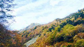 日本第2位の高峰『北岳』