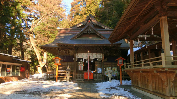 日本の象徴的景色を一望