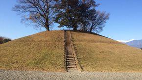 歴史を学びながら遊べる公園