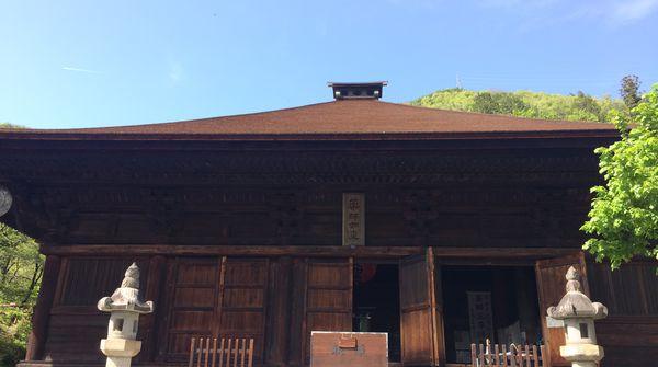 関東で最古の木造建造物