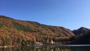 伝説の山上湖