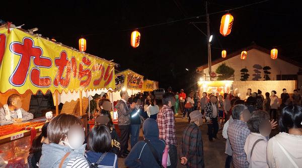 毎年10月13日に開催される例祭