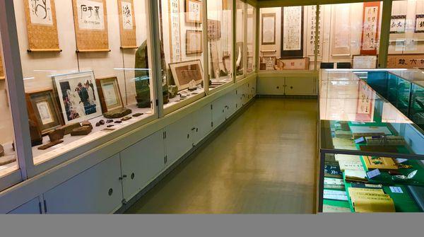 貴重な歴史と伝統が詰まった印象資料館