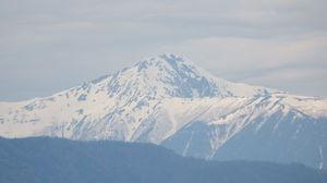 日本で二番目の山