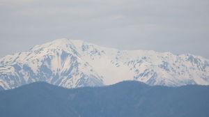日本で三番目の山