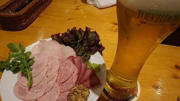 八ヶ岳地ビール「タッチダウン」