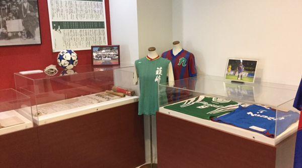 韮崎はサッカーで有名な町です