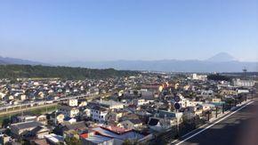 中央本線韮崎駅周辺