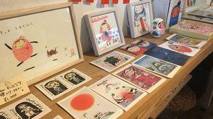 写真や絵画の展示会もできます。