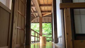 居心地の良さに思わず長居❤<br>江戸・明治・大正の風景残る早川町赤沢宿