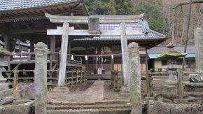 田木・畑木と呼ばれる国の天然記念物